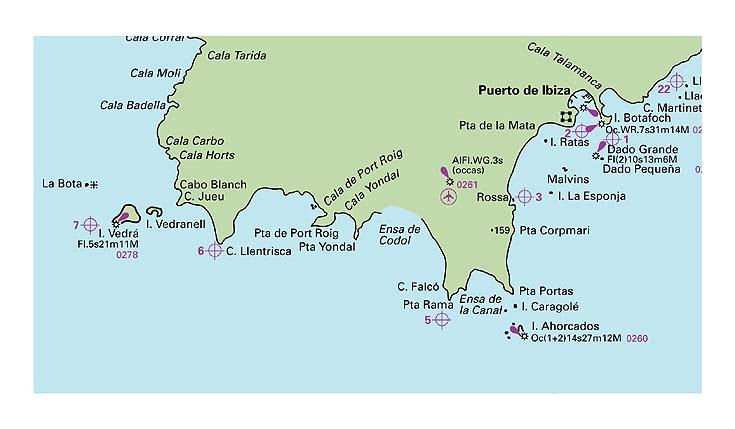 Www Cruiseibiza Com A Guide To Cruising Around Ibiza