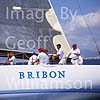 "Royal sailing yacht ""Bribon"" in Kings Cup Regatta."